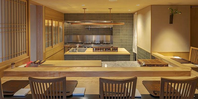 記念日におすすめのレストラン・銀座 和郷の写真1