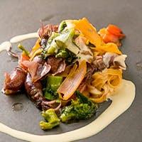 確かな技術と料理へのあふれる愛情が可能にする色褪せない正統派イタリア料理