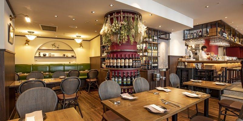 記念日におすすめのレストラン・TRATTORIA PINOLOの写真1