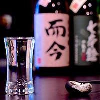 豊富な日本酒、焼酎を一律金額で