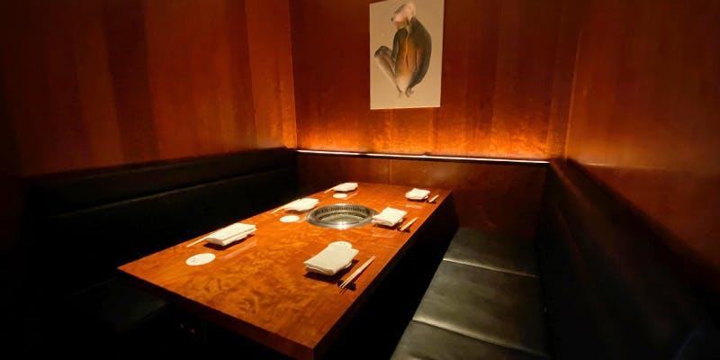 記念日におすすめのレストラン・銀座 山科の写真1