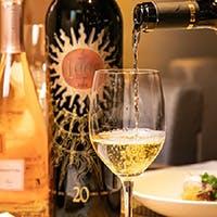 至極の一皿と味わうソムリエ厳選のワイン