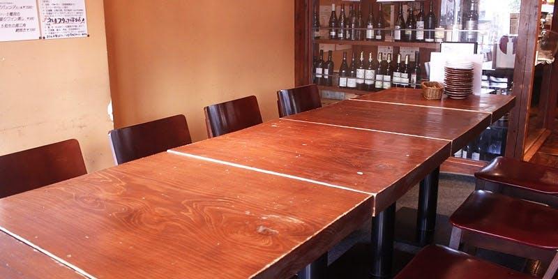 記念日におすすめのレストラン・直出し ワインセラー事業部の写真1
