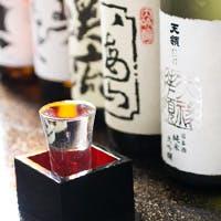 天婦羅と日本酒のマリアージュ