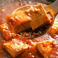 注文率9割を超える、自慢の「麻婆豆腐」