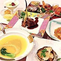 5種の季節コース料理とアラカルト