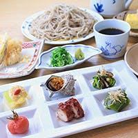 神谷直伝のお料理にこだわりの本格手打ち蕎麦