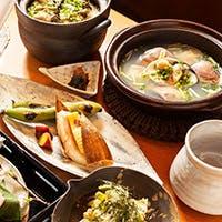 四季折々の旬を楽しむ甚三紅のお料理