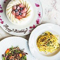 こだわりの美味しい食材で作るイタリア料理