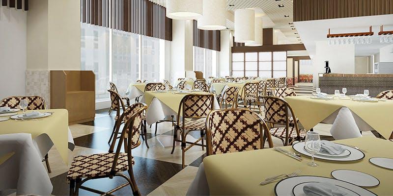 記念日におすすめのレストラン・サンミケーレの写真1