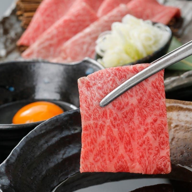【食べ放題コース】<特選黒毛和牛>上カルビや上タン塩など黒毛和牛を味わえるコース