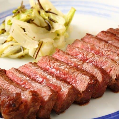 山藤ならではの厳選した国産肉