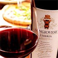 イタリアを中心に揃う厳選ワイン