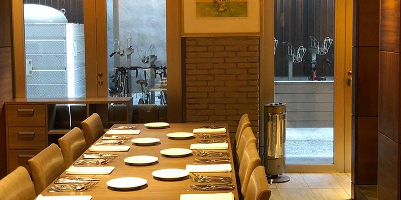記念日におすすめのレストラン・Bisteria Bekkの写真1