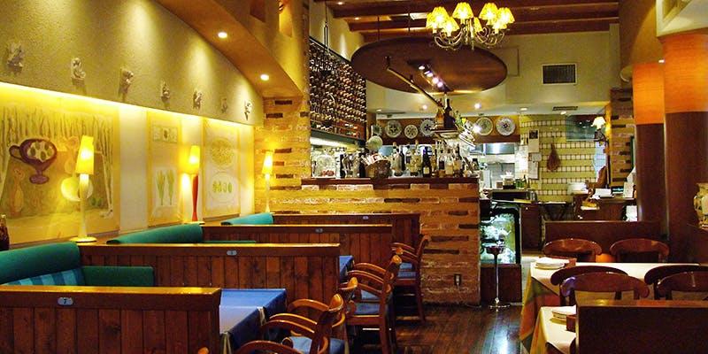 記念日におすすめのレストラン・トラットリア・イタリア 目黒店の写真2