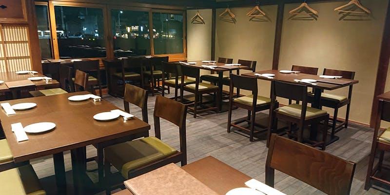 記念日におすすめのレストラン・先斗町 TAMANOHIKARI 東山望の写真2