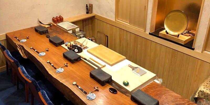 記念日におすすめのレストラン・ときずし山田の写真1