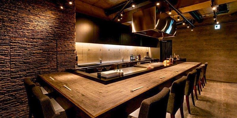 記念日におすすめのレストラン・鉄板焼 katakagoの写真1