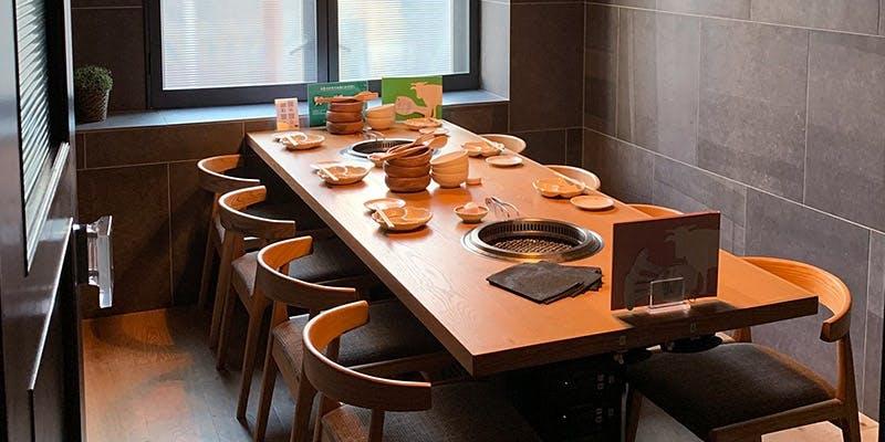 記念日におすすめのレストラン・焼肉 福の写真1