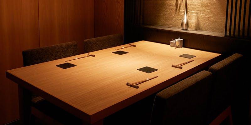 記念日におすすめのレストラン・高輪 いっきゅうの写真2