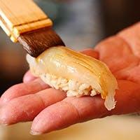 四季折々の食材を使った心躍るお寿司