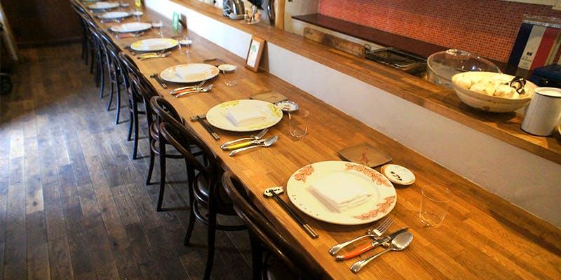 記念日におすすめのレストラン・Ristorante La Luceの写真1