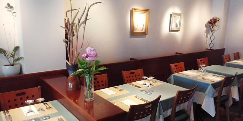 記念日におすすめのレストラン・Ristorante BISの写真1