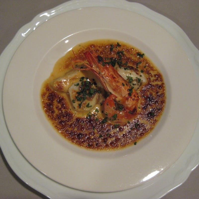 【おまかせランチ】前菜2種、魚料理、パスタなど全6品(リクエスト予約)