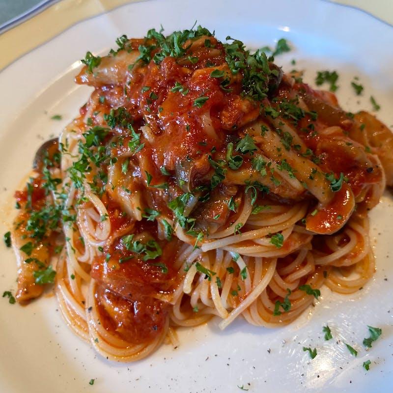 【オマールコース】前菜2品やオマール海老料理、肉料理、パスタなど全7品(リクエスト予約)