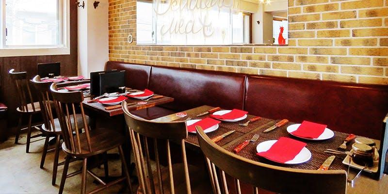 記念日におすすめのレストラン・シュラスコレストランALEGRIA kichijojiの写真1