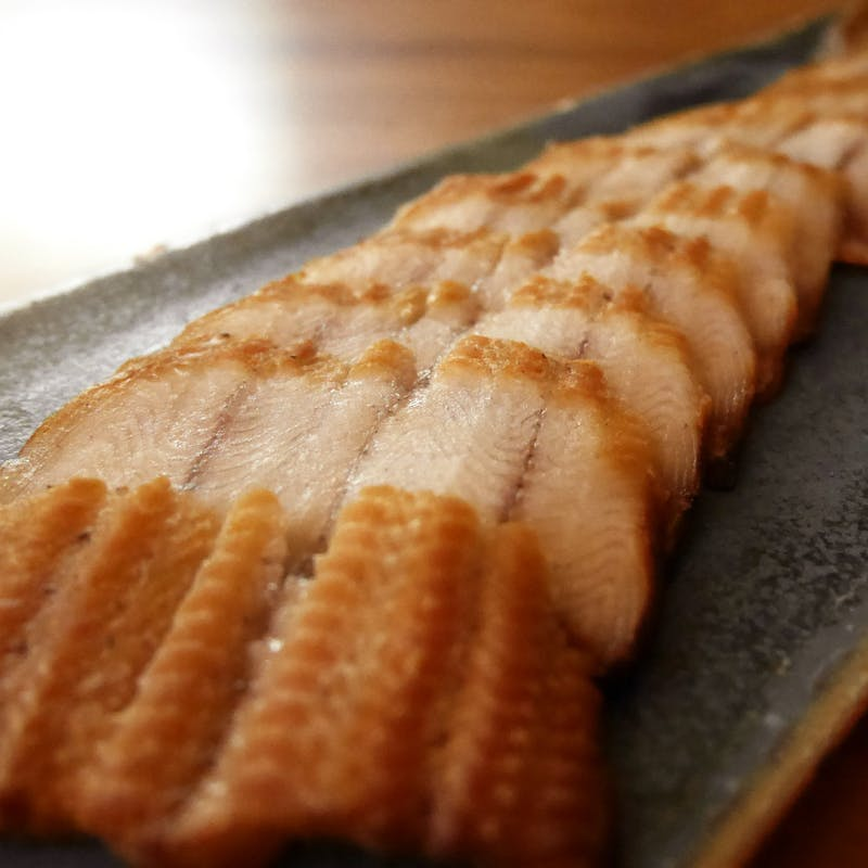 【鰻贅沢三昧コース~全8品~】蒲焼き&白焼き、燻製、鰻串、う巻きなど+ウェルカムドリンク