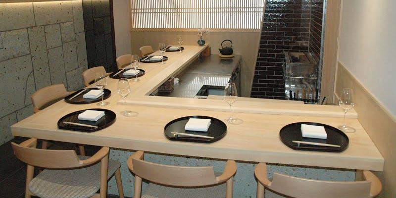 記念日におすすめのレストラン・麻布十番 味はなの写真1