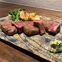 A5ランク黒毛和牛の京都肉をご堪能