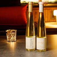 こだわりの種類豊富なワイン