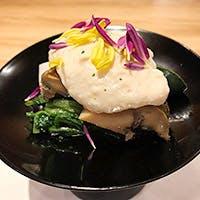 日本らしさが詰まったこだわりのお料理