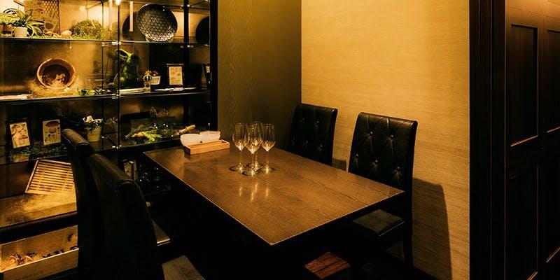 記念日におすすめのレストラン・Mr.Mushroom 名古屋駅店の写真1