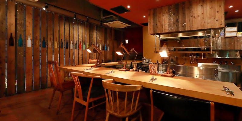 記念日におすすめのレストラン・BLUの写真1