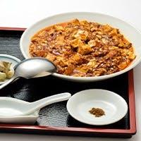 伝統の味、陳麻婆豆腐(ちんまーぼーどうふ)
