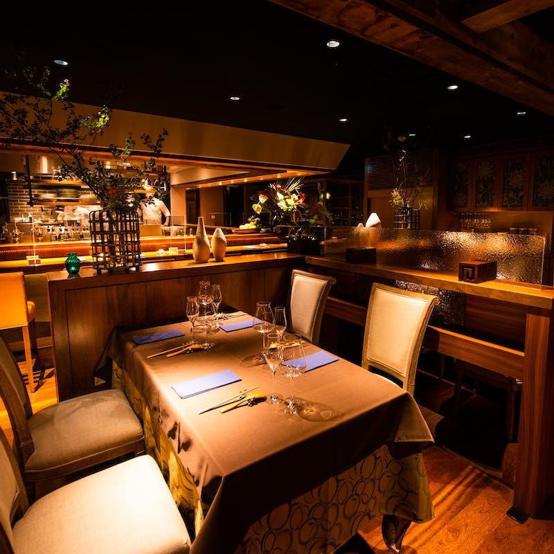 【ディナー/お席のみのご予約】~食事は当日ご注文下さい~