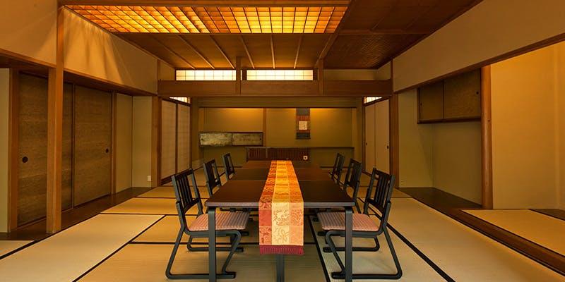 記念日におすすめのレストラン・八勝館の写真2