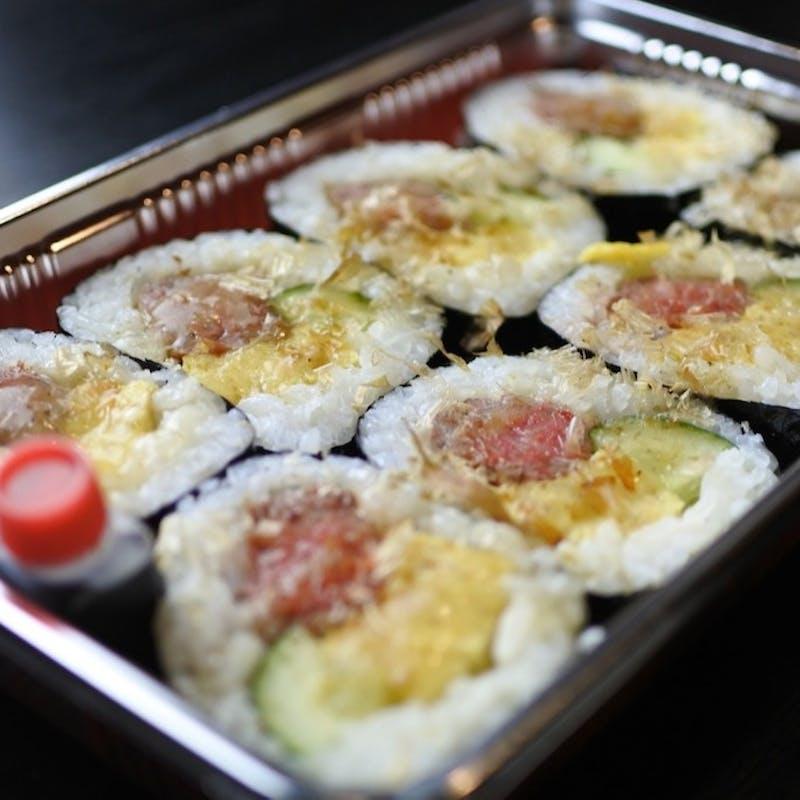 のり巻き 特別テイクアウト料理(飛騨牛・テイクアウト専用プラン)