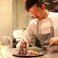Chef 白水 鉄平