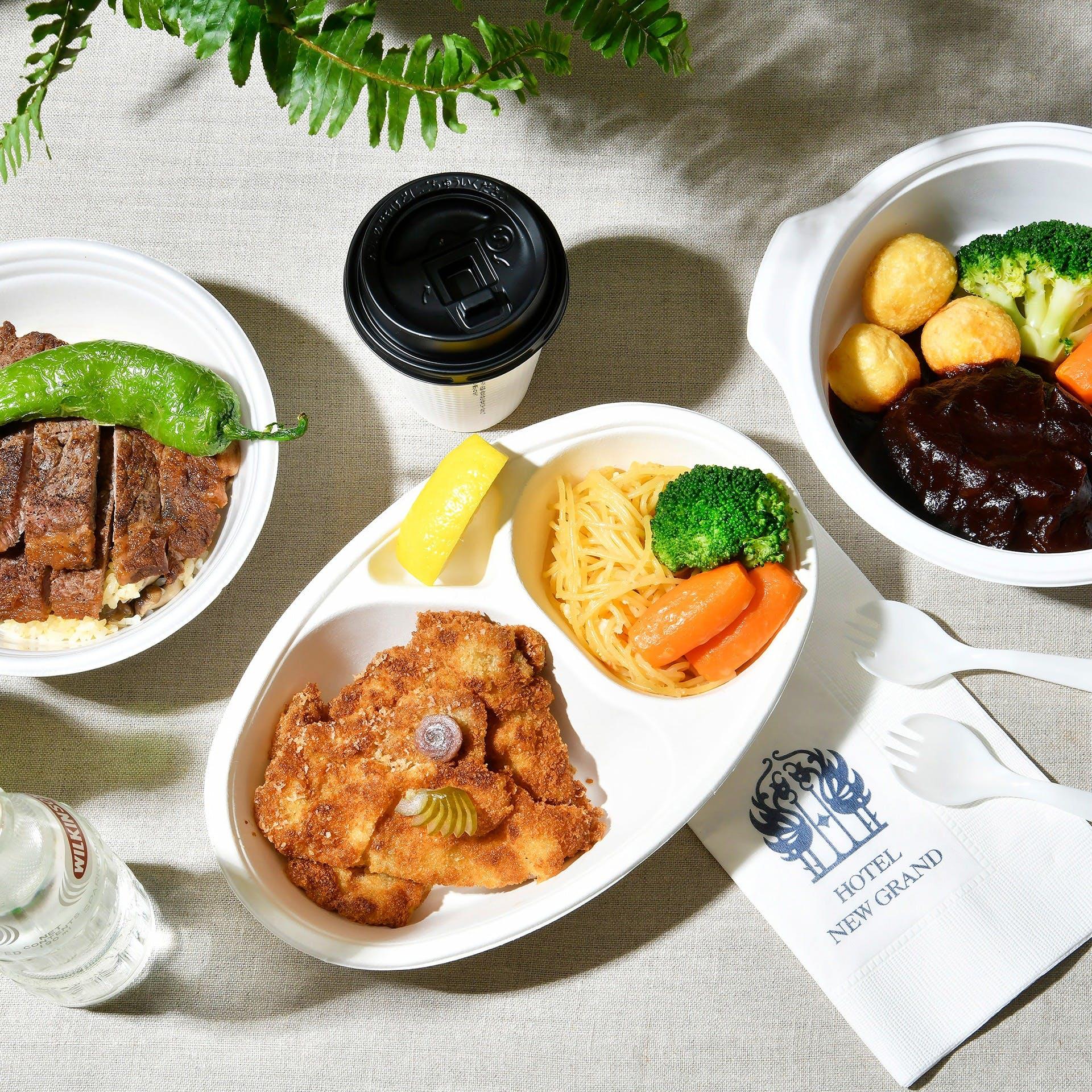 ニューグランド発祥の料理の数々