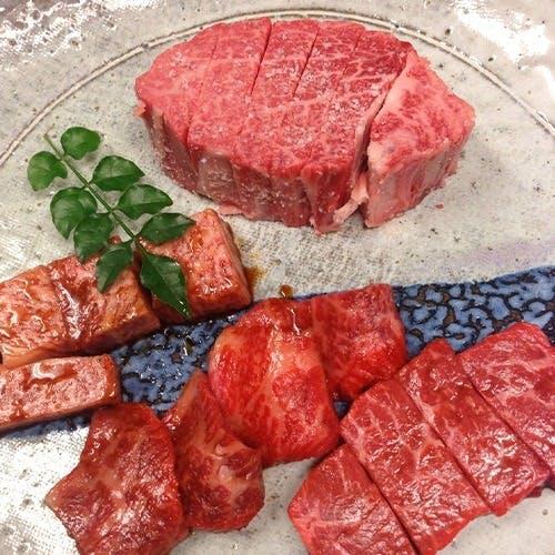 赤身肉から熟成肉まで全ての肉好きに