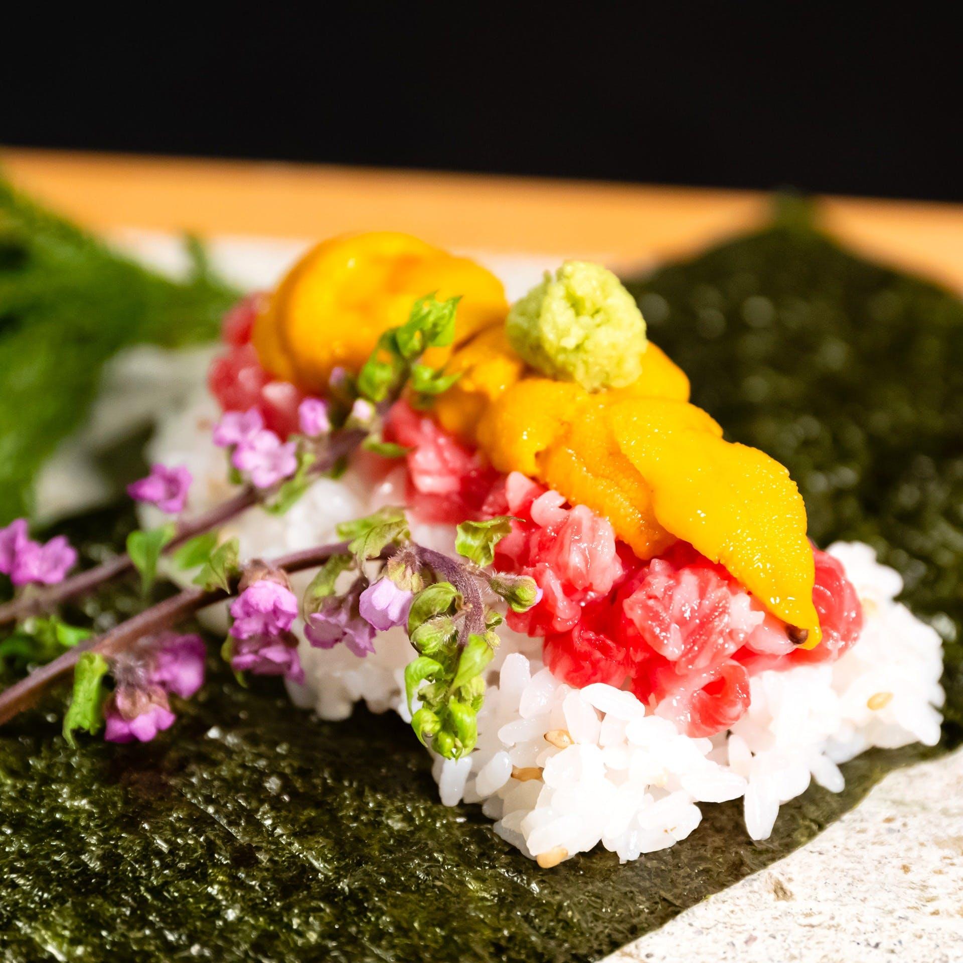 季節の移ろいを感じられる和食と相性の良い日本酒