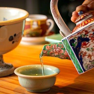 江戸時代の「盃洗」で日本酒を粋にたしなむ