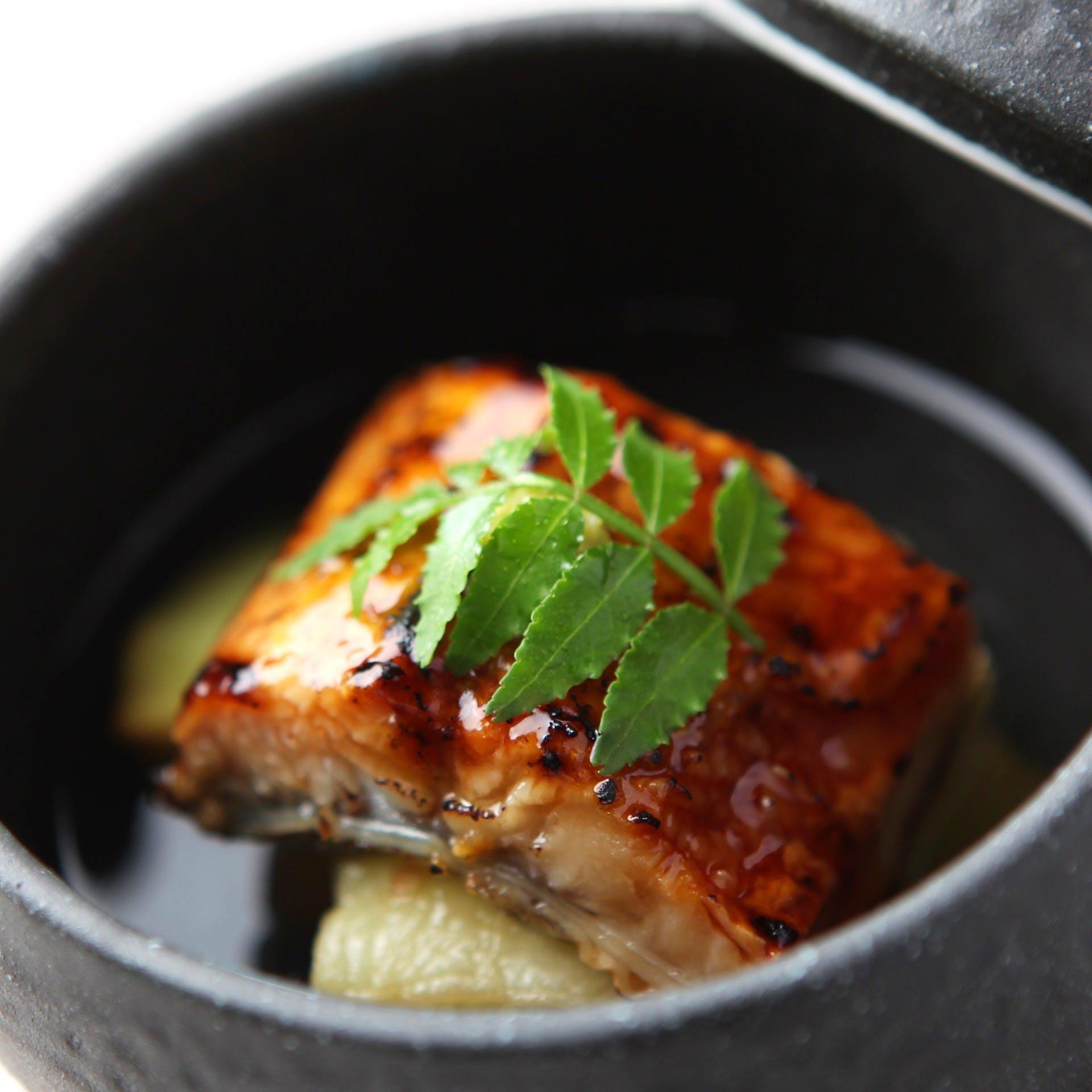 季節・旬にこだわり抜いた和食