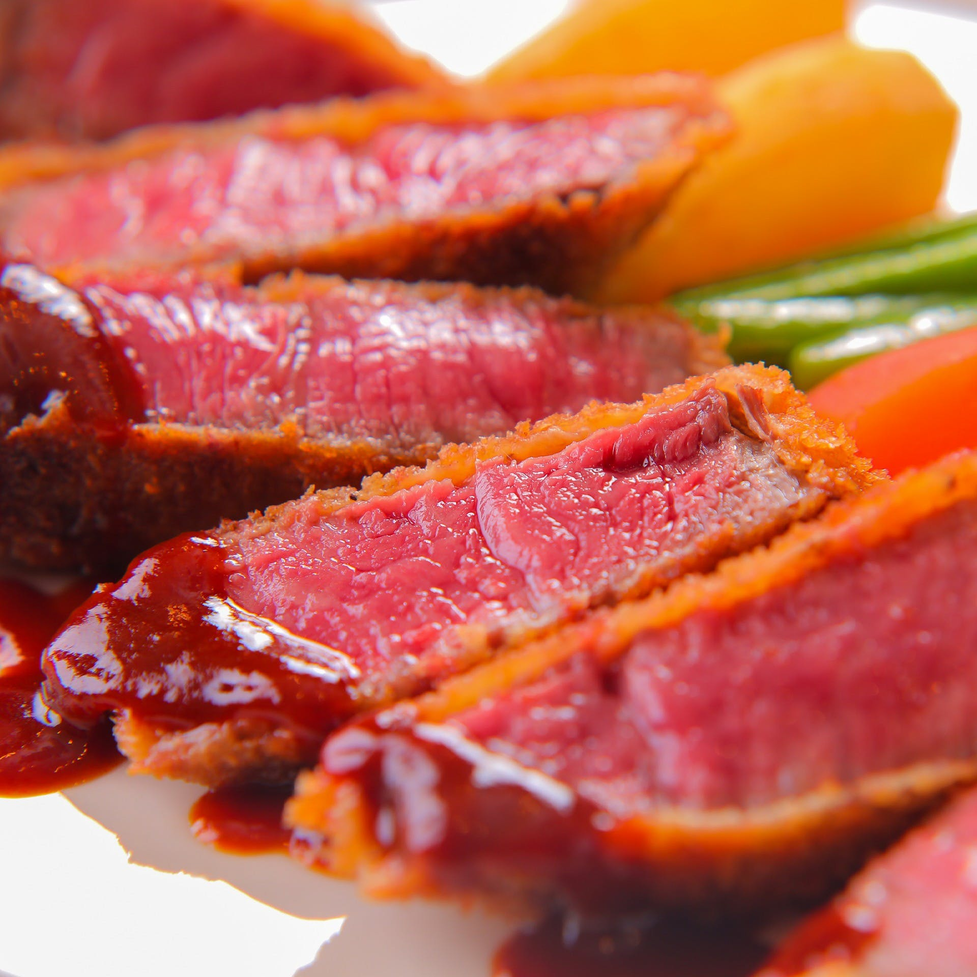 「おおいた和牛」を使用した豊後牛ステーキ