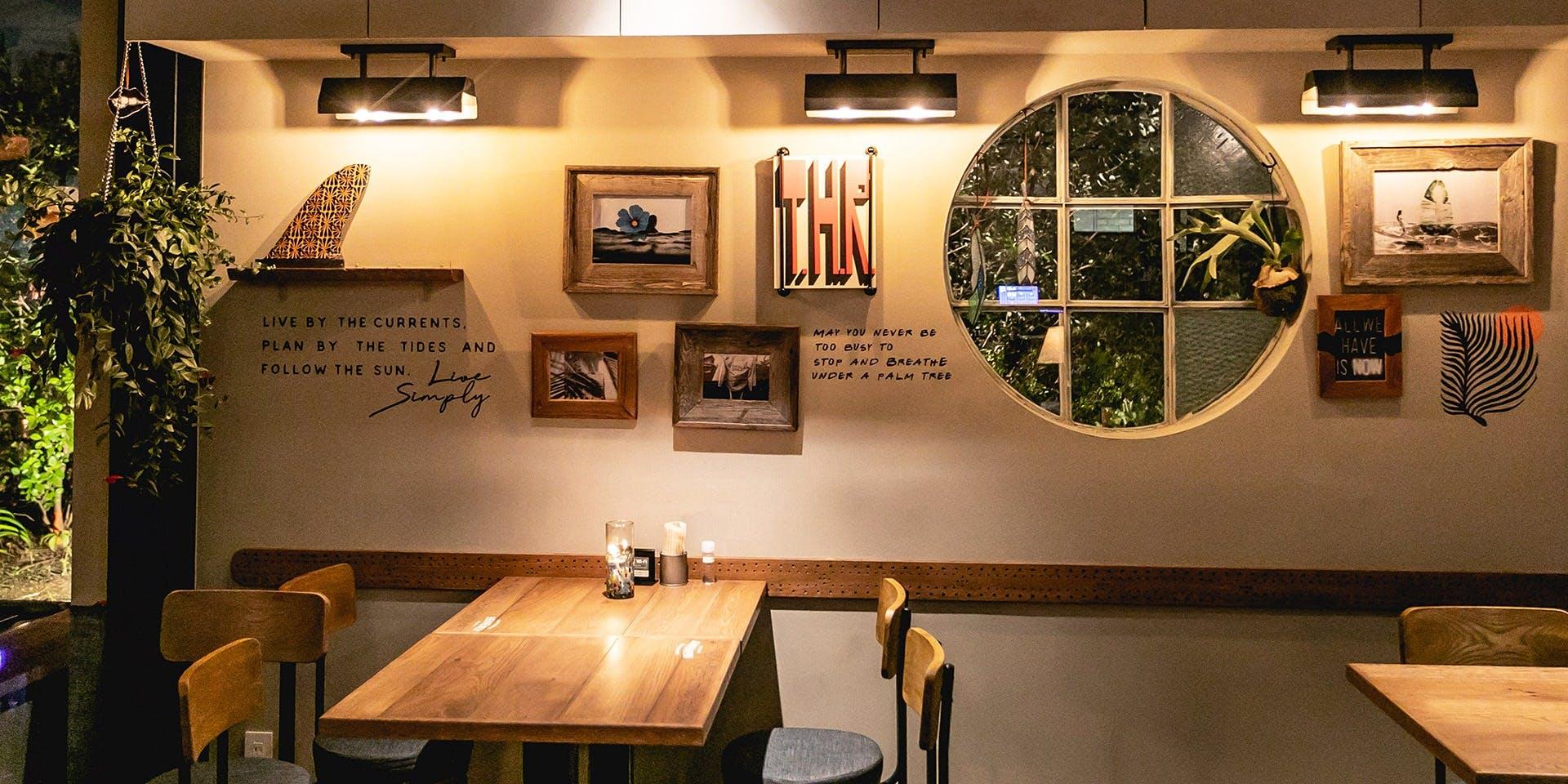 記念日におすすめのレストラン・HEAVENLY Island Lifestyle 代官山の写真2