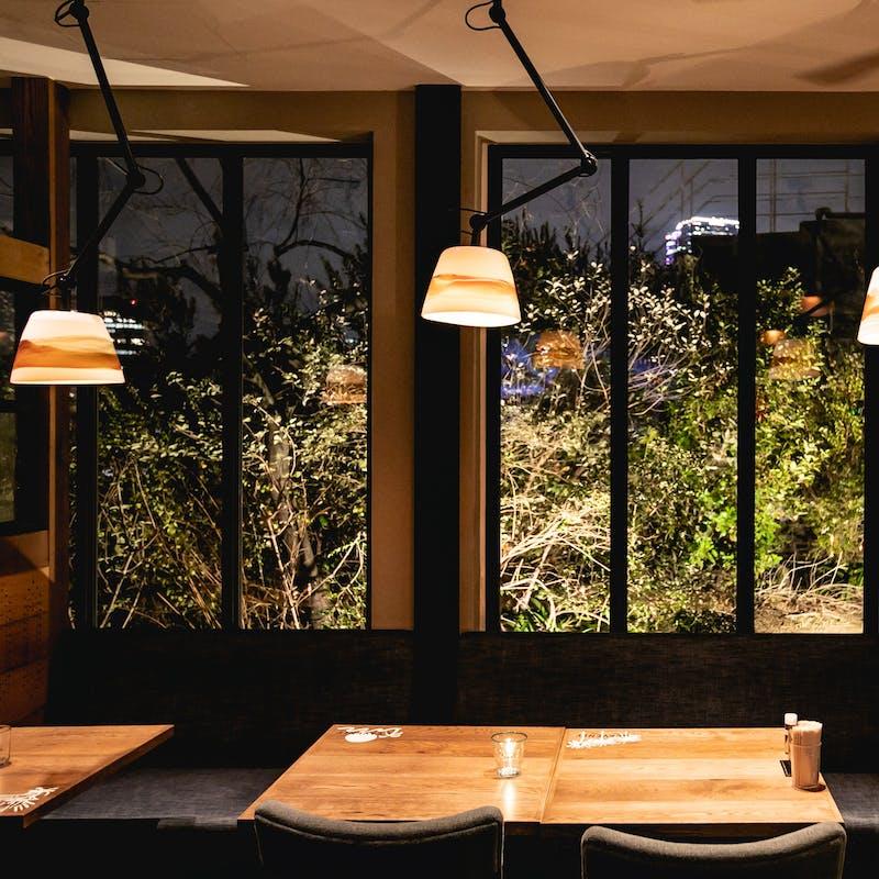 【ディナー】席のみのご予約+1ドリンク(月~木限定)
